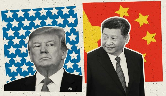 ABD-Çin Anlaşmazlığı, İkinci Bir Soğuk Savaş'ın İlk Aşamalarında