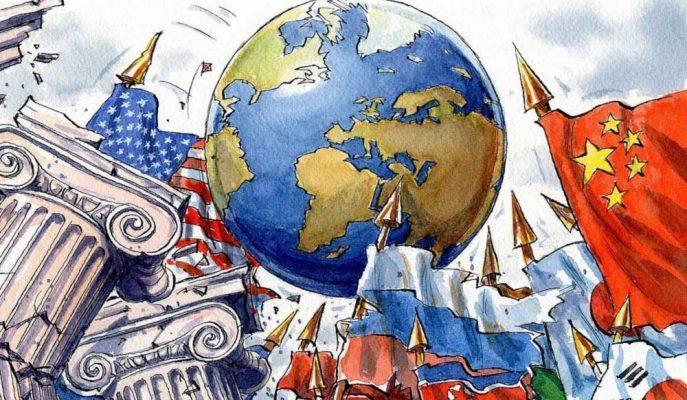 ABD-Çin Soğuk Savaşı ve Yükselen Korumacılık Dünya Düzenini Bozabilir