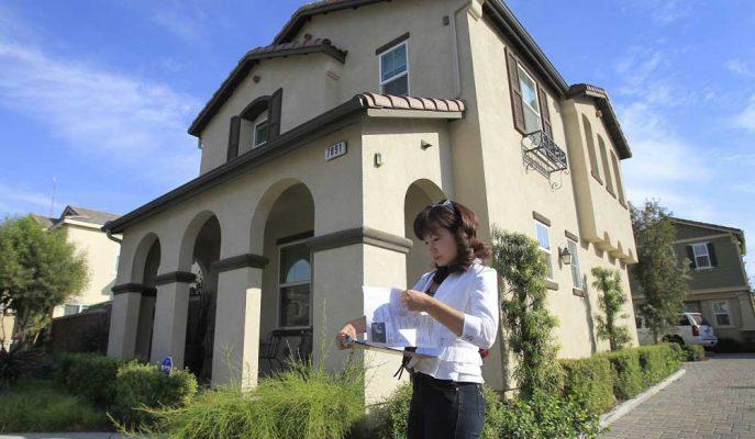 ABD'deki Çinli Alıcılara Ev Satışı 8 Yılın En Düşük Seviyesine İnebilir