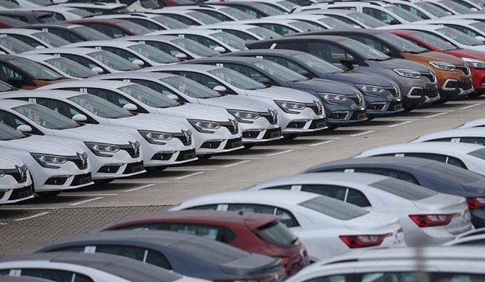 AB'nin Toplam Otomobil Pazarı 2019 Ağustos'ta Yıllık Bazda %8,4 Daraldı