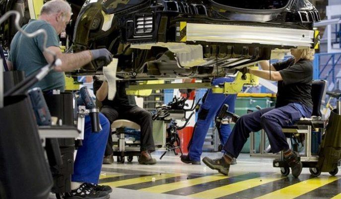 Almanya'nın Sanayi Üretimi Temmuz'da Artış Beklentilerinin Aksine %0,6'lık Düşüş Kaydetti!