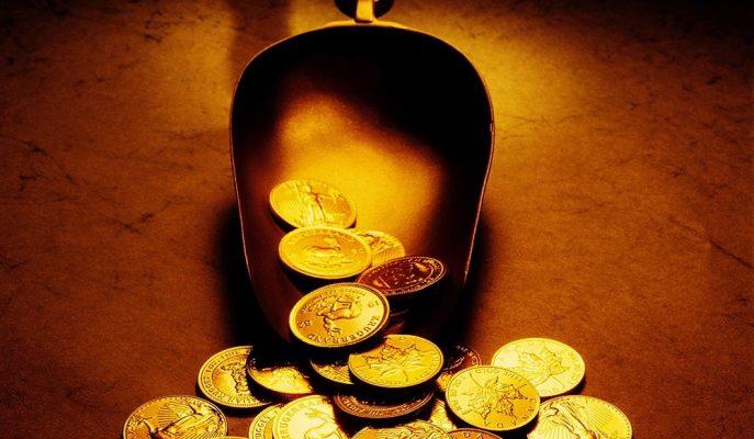 Altın, Yatırımcıların Riskli Varlıklara Yönelmesiyle 3 Yılın En Sert Düşüşünü Kaydetti