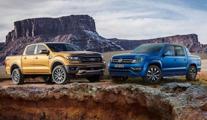 VW ve Ford Pick-up Modellerinde Dikkat Çeken Bir Karar Aldı!