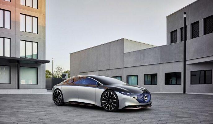 Daimler CEO'su AMG'lerde Elektrik Dönemine Geçiliyor Dedi!