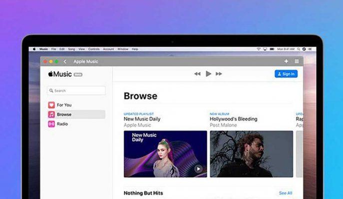 Apple Music için İnternet Tarayıcıları ile Erişilen Platform Geliştirildi