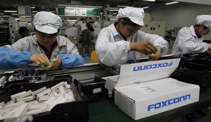 Apple'ın Tedarikçisi Foxconn'un Çin Yasalarını İhlal Ettiği Söylendi