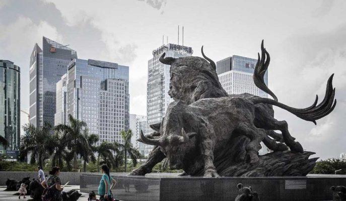 Asya Ticaret Umutlarıyla Karışırken, Shenzhen Endeksleri Yüzde 2 Civarında Düştü