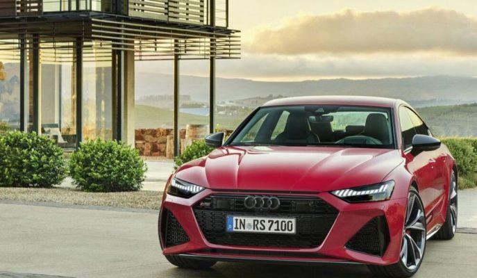 Audi, RS6 Avant ve RS7 Sportback'in Daha Beygirli Sürümlerine Çalışıyor!