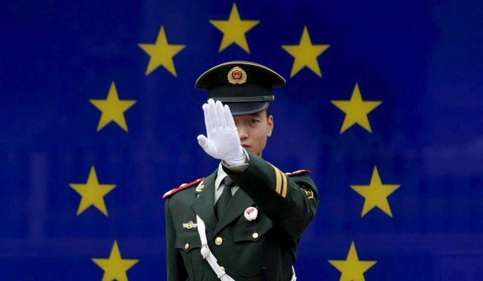 Avrupalıların Çoğu Ekonomik Çıkarları için Çin'i Tehdit Olarak Görüyor
