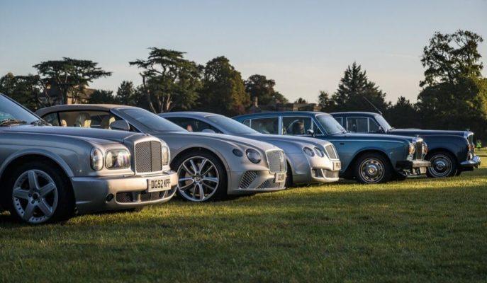 Dünyanın En Büyük Bentley Buluşması Gerçekleşti!