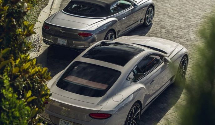 """İnanması Zor! Bentley 2020 Continental GT V8'de """"7 Milyar Farklı Konfigürasyon"""" Sunuyor!"""