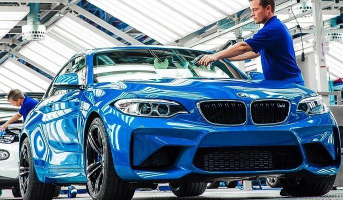 BMW, Global Otomobil Piyasası Çökmeden Kurtulacağını Düşünüyor!