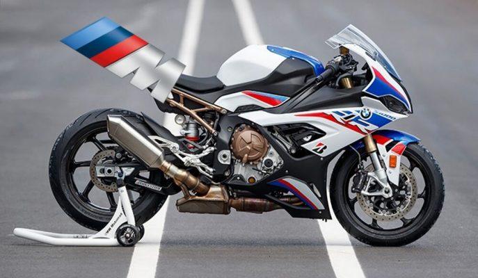 BMW M Birimi Motosikletlerin de Yükseltmesini Yapabilir!