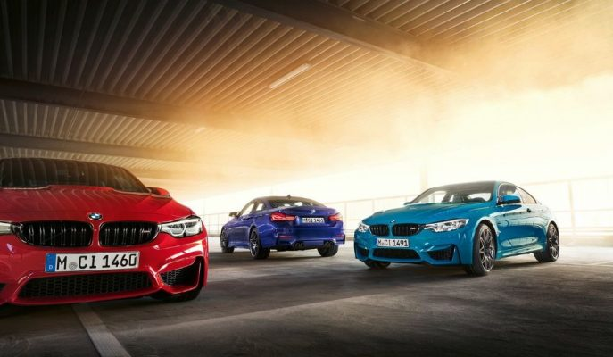 """BMW Geçmişi Temsilen F82 Üzerine """"M4 Edition M Heritage"""" Adında Özel Bir Versiyon Üretecek!"""