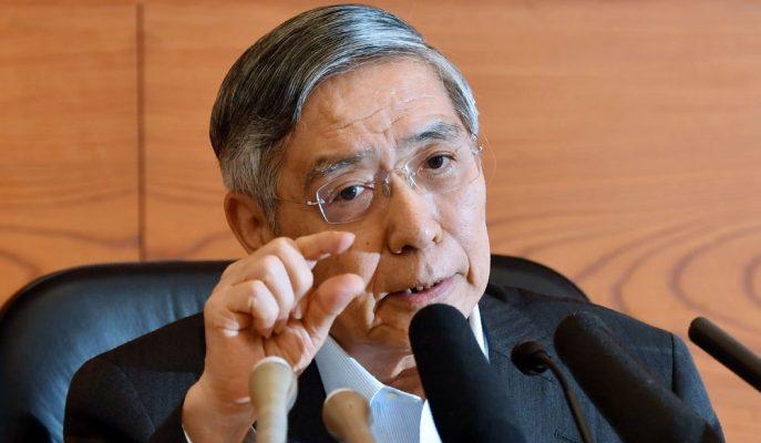 BOJ'un Ardından Konuşan Kuroda, Daha Fazla Genişleme için Uygun Alan Görüyor