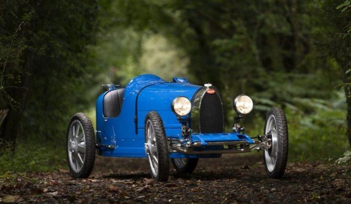 Bugatti'den Zengin Çocuklarına Bol Ayrıntılı Aşırı Pahalı EV Oyuncak!