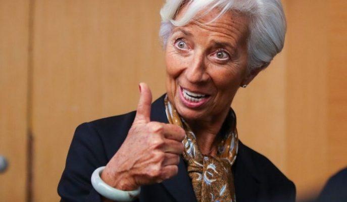 Christine Lagarde AMB Başkanlığı için Avrupa Parlamentosu'ndan Kabul Gördü!
