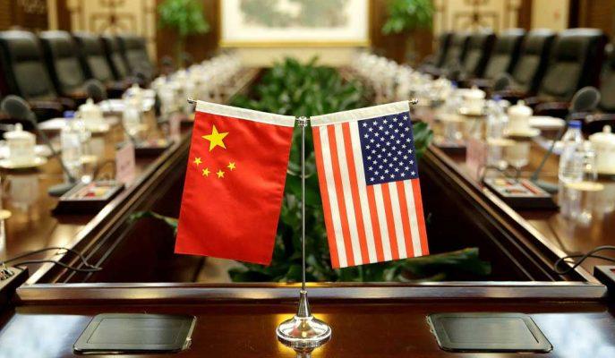 Çin Devlet Medyasına Göre Washington'daki Ticaret Görüşmeleri Yapıcı