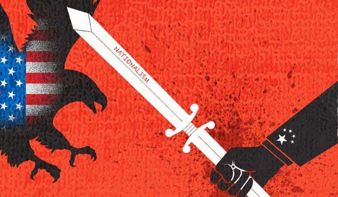 Çin'de Büyüyen Milliyetçilik, Ticaret Savaşında Xi Jinping'i Güçlendirebilir