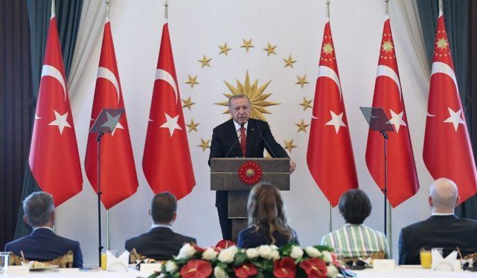 Cumhurbaşkanı Erdoğan Türkiye'de Daha Fazla ABD'li Yatırımcı İstiyor