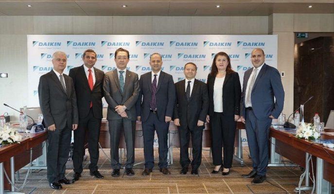Daikin Türkiye Sermayesini 150 Milyondan 1 Milyar 100 Milyon Liraya Çıkardı