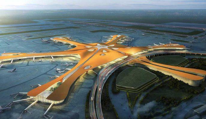 Daxing Havaalanı Çin'i Dünyanın En Büyük Havacılık Pazarı Olmaya Biraz Daha Yaklaştırdı