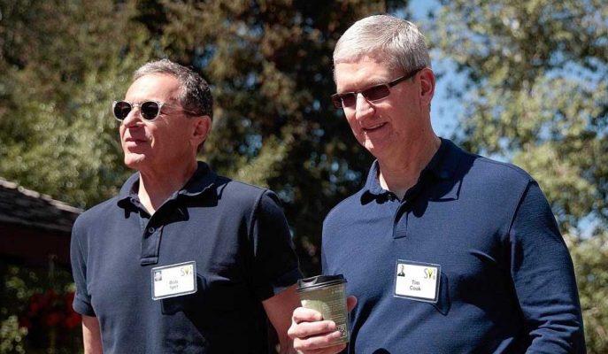 Disney CEO'su, Online İçerik Rekabeti Başlarken Apple Yönetim Kurulundan Ayrıldı