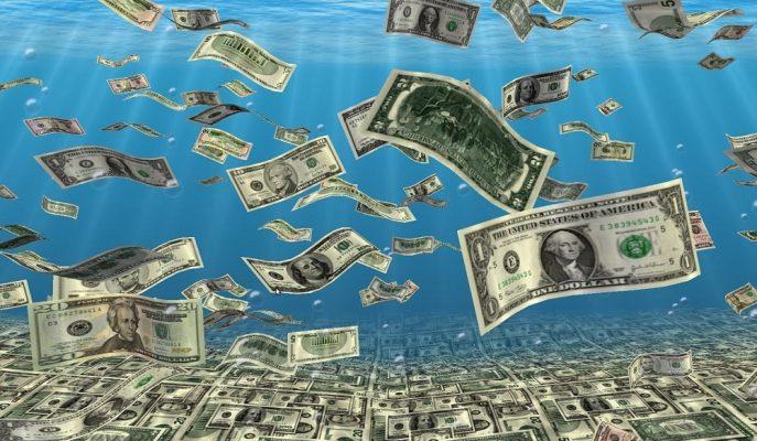 Dolardaki Düşüş Hızlandı, Kur 5,6503 Liraya Kadar Çekildi