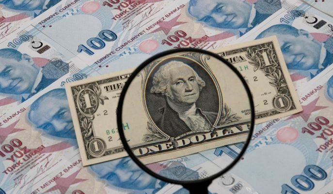 Dolar/TL Yukarı Yönlü Seyrini Devam Ettirerek 5,70 Üzerine Çıktı