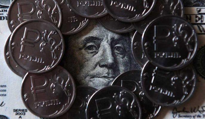 Engellere Rağmen Rusya'nın Dolar Kullanımını Azaltma Çabaları Sonuç Veriyor