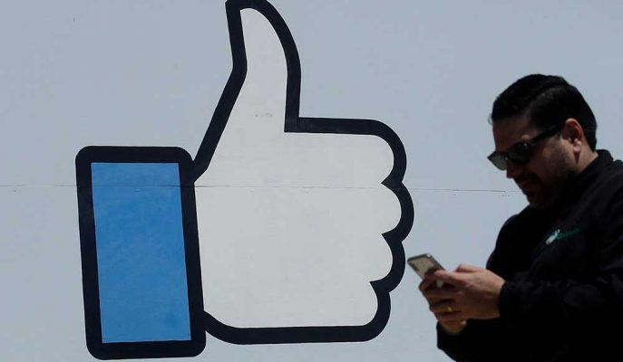 Facebook Beğeni ve Yorum Sayılarını Gizlemek için Avustralya'da Start Veriyor