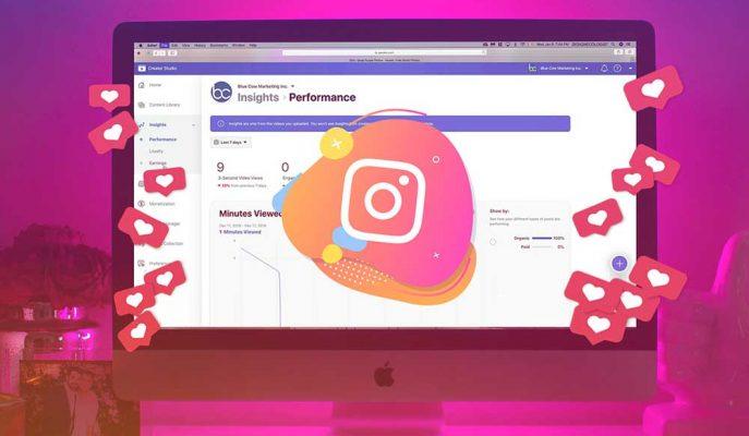 Facebook Üzerinden Instagram ve IGTV Paylaşımları Yönetilebilecek