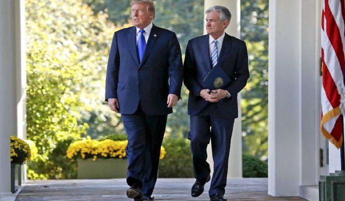 FED Kararından Memnun Olmayan Trump, Powell'ın İşinin Tehlikede Olmadığını Açıkladı