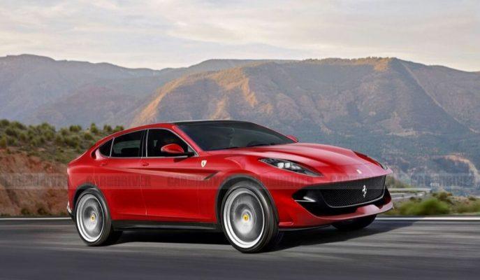 Ferrari, SUV Aracını Onaylarken Yapımının Kolay Olmayacağını Söyledi!