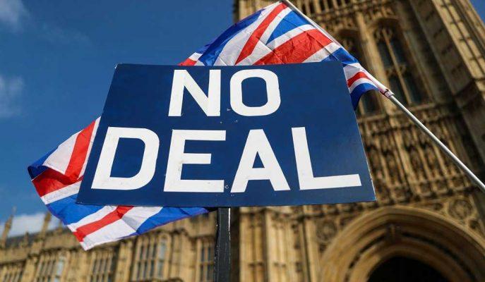 Finans Yöneticileri Anketi: Anlaşmasız Brexit, İngiltere için En Muhtemel Sonuç