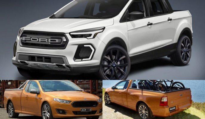 Ford, Focus Tabanlı UTE-Pick-up Araç Yapıyor Olabilir!