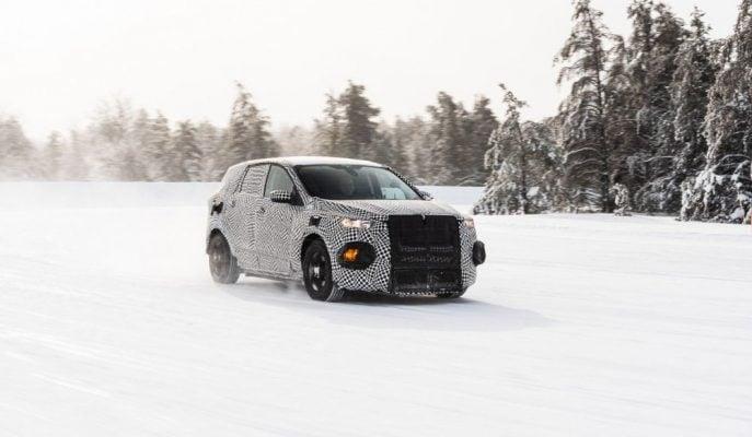 Ford'un Mustang Tabanlı Elektrikli SUV'u 2020 Yılında Tanıtılacak!