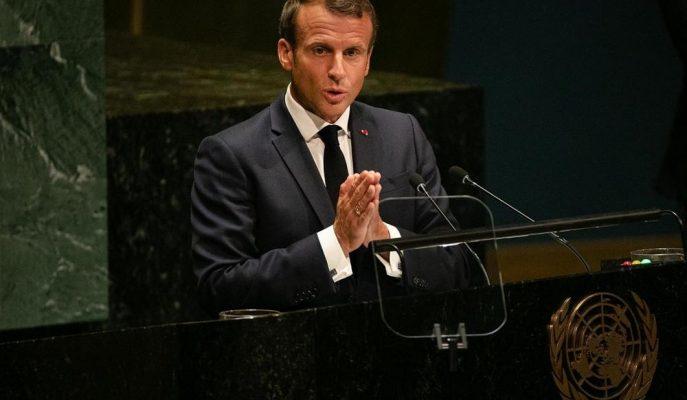 Fransa Cumhurbaşkanı, ABD-İran Görüşmelerinin Başlaması için Gereken Şartların Sağlandığını Duyurdu