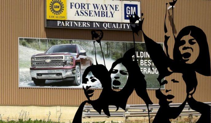 General Motors'un İşçi Grevi Büyüyor ve Şirkete Günlük 50 Milyon Dolar Zarara Sokacak!