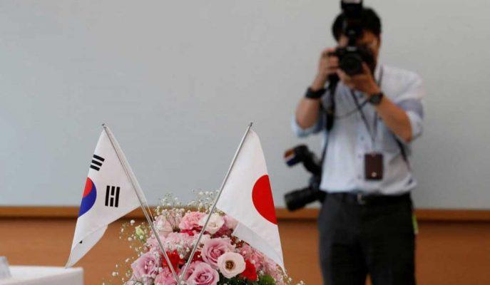 Güney Kore Japonya'nın Ticari Statüsünü Düşürdü