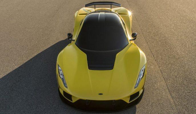 Bugatti'nin Hız Rekorunu Kutlayan Hennessey 500 Km/h'ye Hazır Olun Mesajı Verdi!
