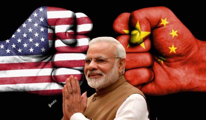 Hindistan ABD-Çin Ticaret Savaşında Bir Kazanan Olabilir