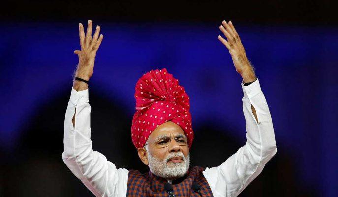 Hindistan Borsası Sürpriz Vergi İndiriminin Ardından 10 Yılın En Yüksek Sıçramasını Yaptı