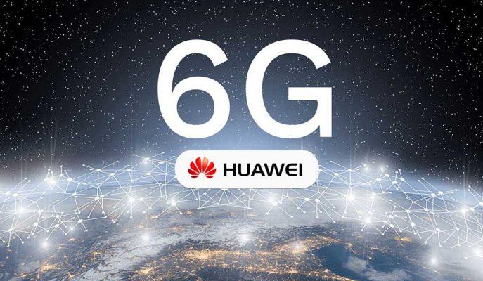 Huawei'nin Üzerinde Çalıştığı 6G Teknolojisi 5G'yi 100'e Katlayacak