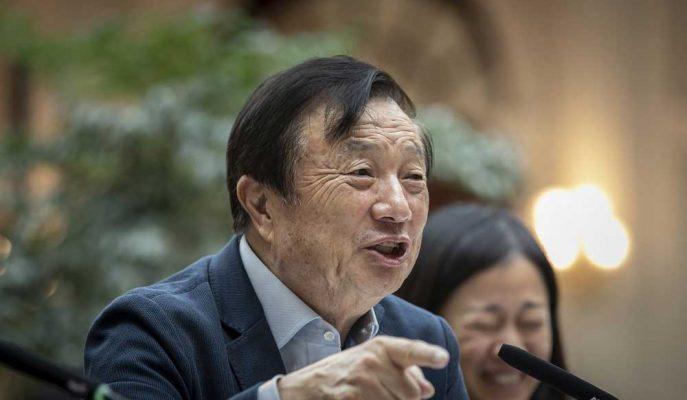 Huawei CEO'su Şirketin 5G Teknolojisini Bir ABD Firmasına Lisanslamaya İstekli