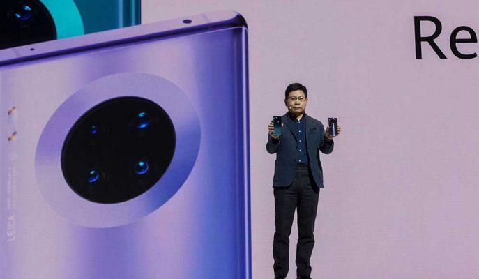 Huawei'nin Tanıttığı Mate 30 Ailesi Android 10 ile Gelecek Ancak Google Servisleri Olmayacak