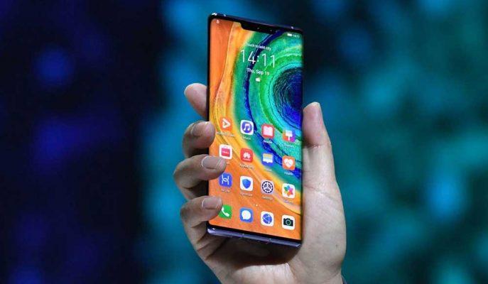 Huawei Mate 30'un Küresel Pazarda Yaşayacağı Kaybı Çin'de Telafi Etmek İstiyor