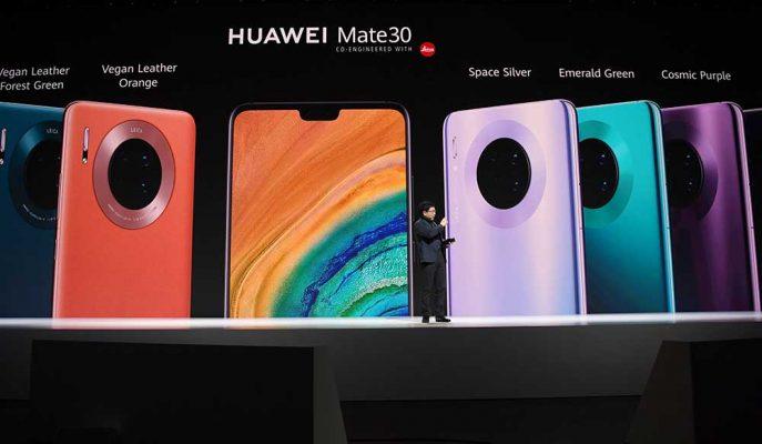 Huawei Mate 30 Serisine Google Servislerini Getirmek için Çözüm Arayışında