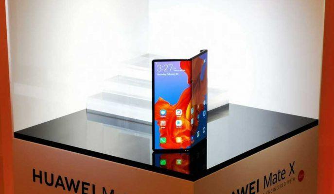 Huawei'nin Google Lisansı Alamadığı Telefonlara Mate 30'dan Sonra Mate X Eklenebilir