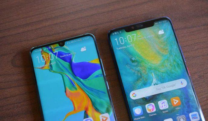 Huawei'nin P30 ve Mate 20 Serisi Yaptırımlara Rağmen Yüksek Satış Rakamlarına Ulaştı